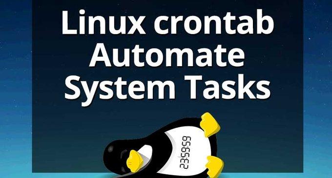 linux(centos7)定时任务crontab
