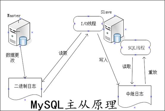 mysql8.0安装以及主从复制搭建(linux)